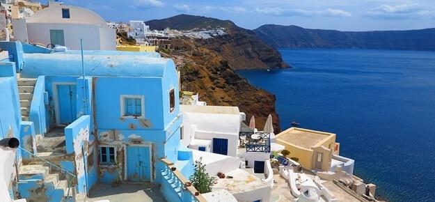 Fly drive Griekenland
