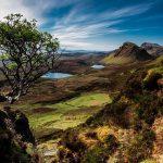 Fly drive Schotland